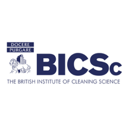 Member of the British Institute of Cleaning Science